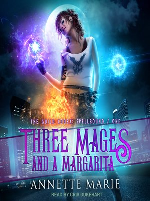 cover image of Three Mages and a Margarita
