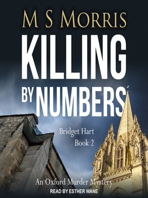 cover image of Killing by Numbers