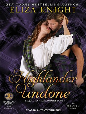 cover image of Highlander Undone