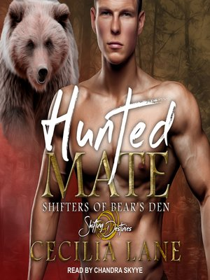 cover image of Hunted Mate