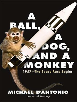 cover image of A Ball, a Dog, and a Monkey