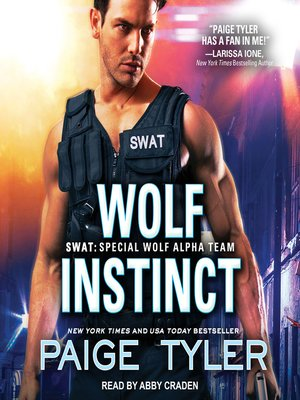 cover image of Wolf Instinct
