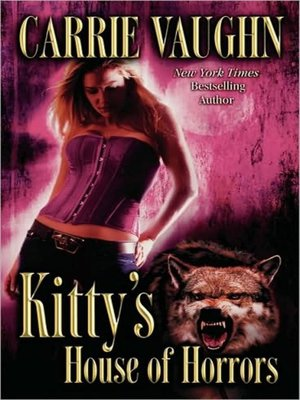 cover image of Kitty's House of Horrors
