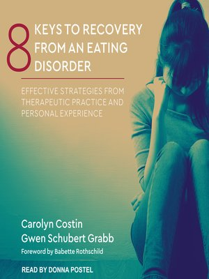 cover image of 8 Keys to Recovery from an Eating Disorder