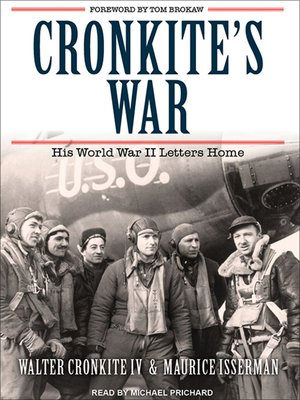 cover image of Cronkite's War