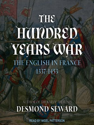 cover image of The Hundred Years War