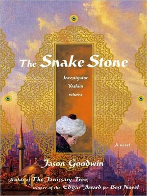 cover image of The Snake Stone--A Novel
