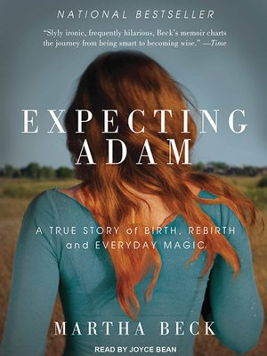 cover image of Expecting Adam