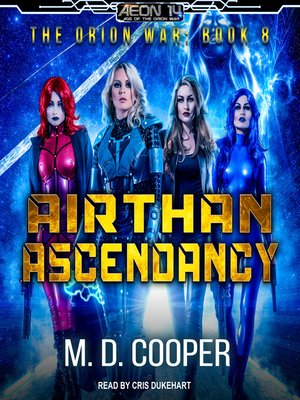 cover image of Airthan Ascendancy