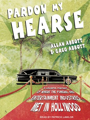 cover image of Pardon My Hearse