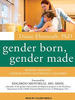 cover image of Gender Born, Gender Made