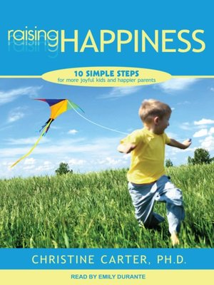 cover image of Raising Happiness