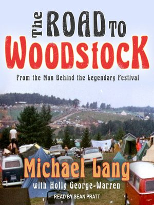 cover image of The Road to Woodstock