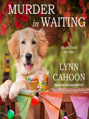 cover image of Murder in Waiting