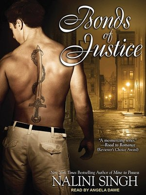 cover image of Bonds of Justice