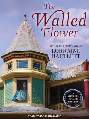 cover image of The Walled Flower