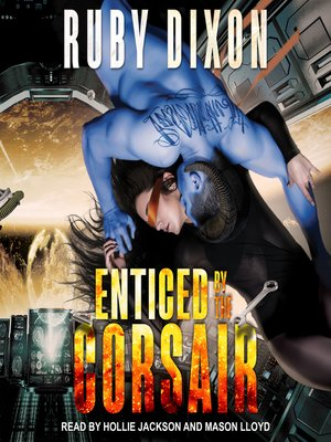 cover image of Enticed by the Corsair