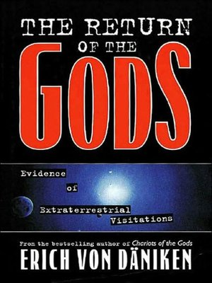 cover image of The Return of the Gods