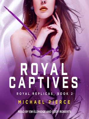 cover image of Royal Captives