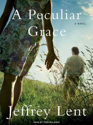 cover image of A Peculiar Grace