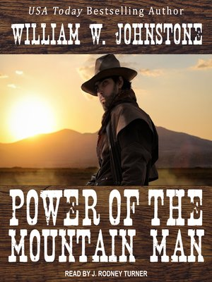 cover image of Power of the Mountain Man