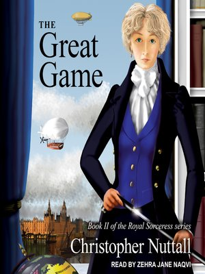cover image of The Great Game