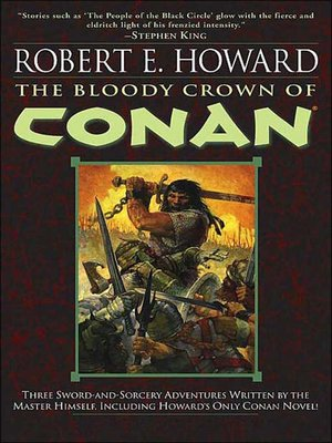 cover image of The Bloody Crown of Conan