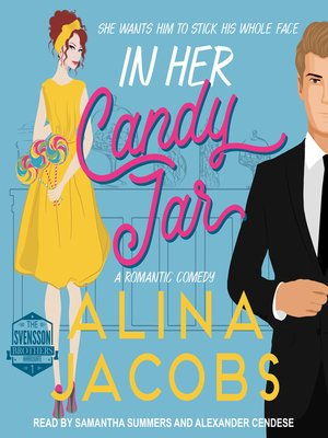 cover image of In Her Candy Jar