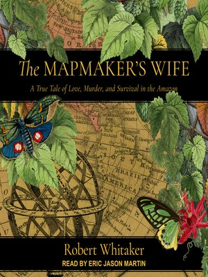 cover image of The Mapmaker's Wife