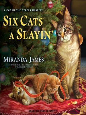 cover image of Six Cats a Slayin'