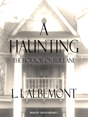cover image of A Haunting