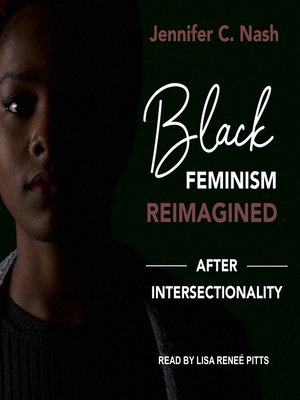 cover image of Black Feminism Reimagined