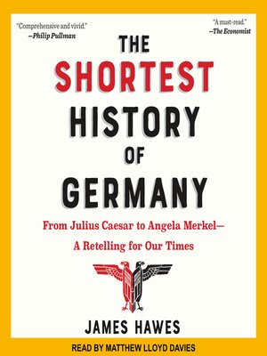 cover image of The Shortest History of Germany