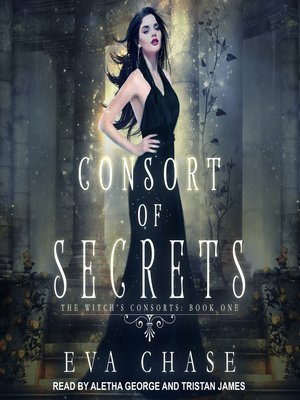 cover image of Consort of Secrets