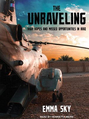 cover image of The Unraveling