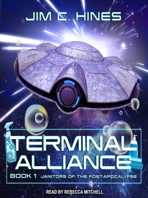 cover image of Terminal Alliance