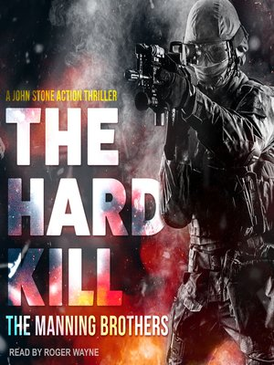 cover image of The Hard Kill