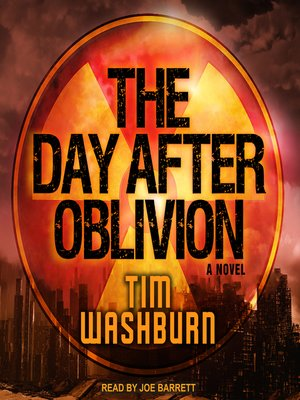 cover image of The Day after Oblivion