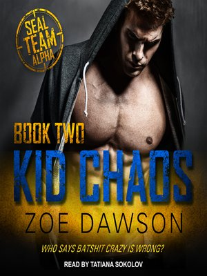 cover image of Kid Chaos