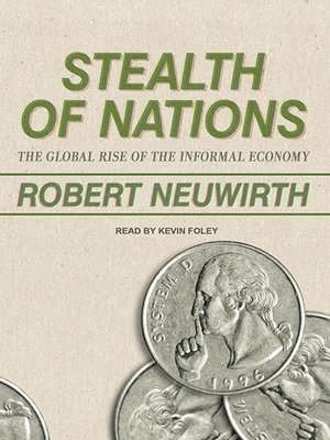 cover image of Stealth of Nations