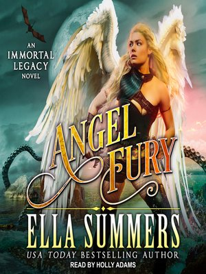 cover image of Angel Fury