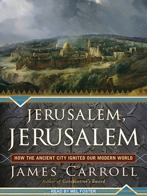 cover image of Jerusalem, Jerusalem