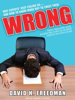 cover image of Wrong