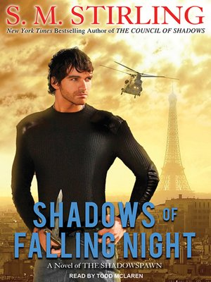 cover image of Shadows of Falling Night--A Novel of the Shadowspawn