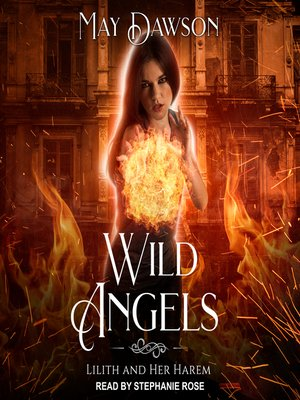 cover image of Wild Angels--A Reverse Harem Paranormal Romance