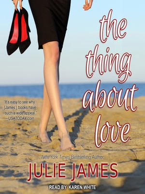 cover image of The Thing About Love