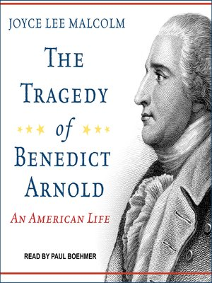 cover image of The Tragedy of Benedict Arnold