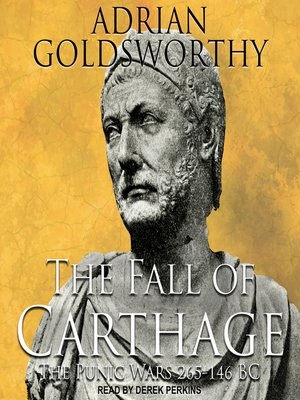 cover image of The Fall of Carthage