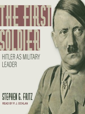 cover image of The First Soldier