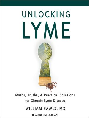 cover image of Unlocking Lyme